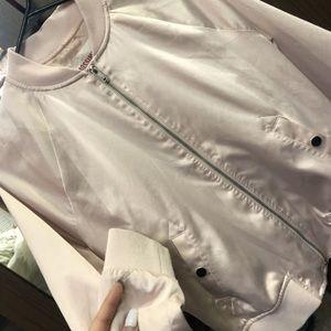 Mossimo Supply Co. Jackets & Coats - Silk Bombshell Jacket